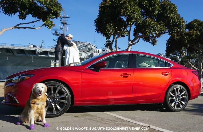 Soul Red Drive Mazda