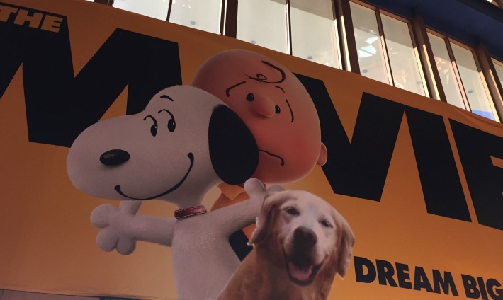 The Peanuts Movie Dream Big