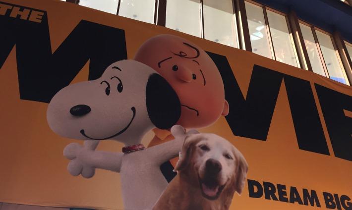 Dream Big #PeanutsMovie | Gap Peanuts Collection