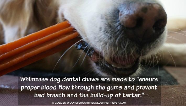 WHIMZEES stix dental treats