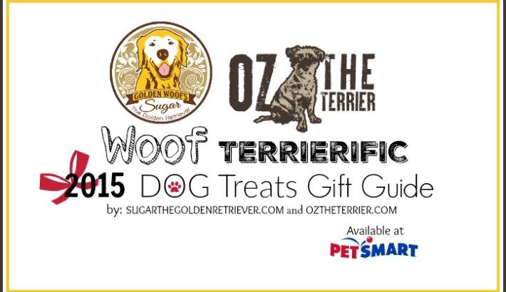 Woof Terrierific 2015 Dog Treats Gift Guide