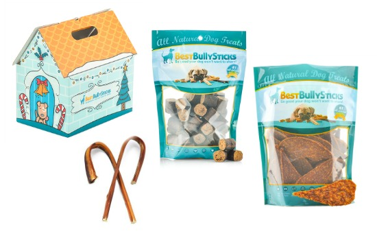 Holiday Gift Box Best Bully Sticks