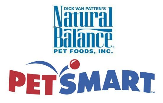 Natural Balance PetSmart logo