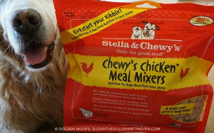 Stella & Chewy's Meal Mixers #KickStartYourKibble + #StellaChewyPawty