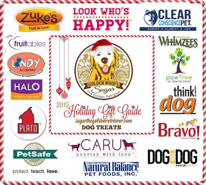 Gift Guide Dog Treats 2015