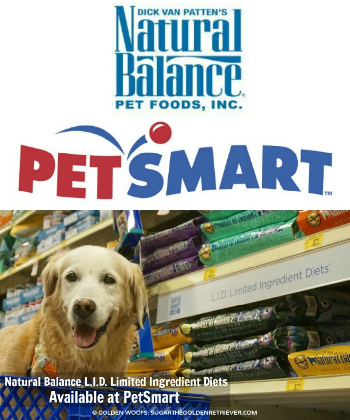 Natural Balance L.I.D. at PetSmart
