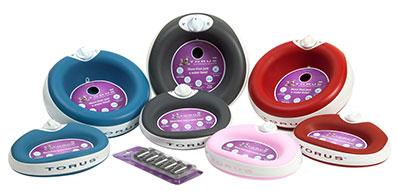 Torus Water Dog & Cat Bowls