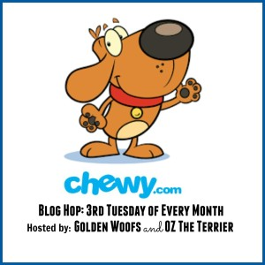 Chewy.com Blog Hop Badge