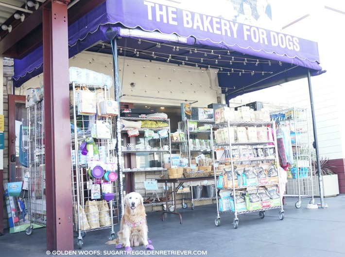 The Dog Bakery at Farmer's Market