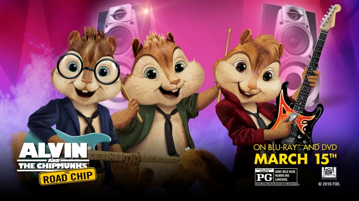 Alvin and the Chipmunks #RoadChip Looking for Talent #AlvinsAmazingAnimals
