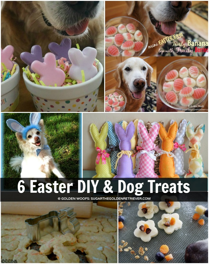 Easter DIY and dog treats