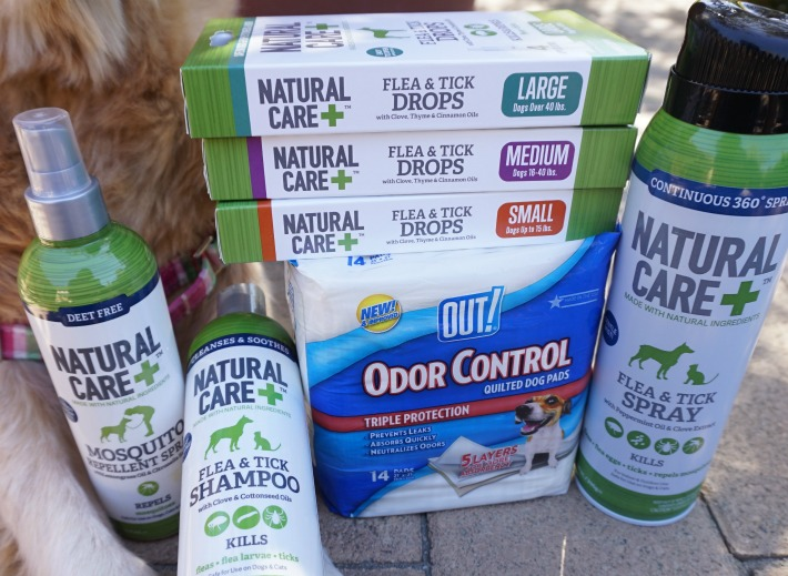 OUT pet care products