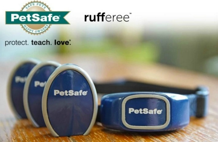 PetSafe #Rufferee Pet Collar on Indiegogo
