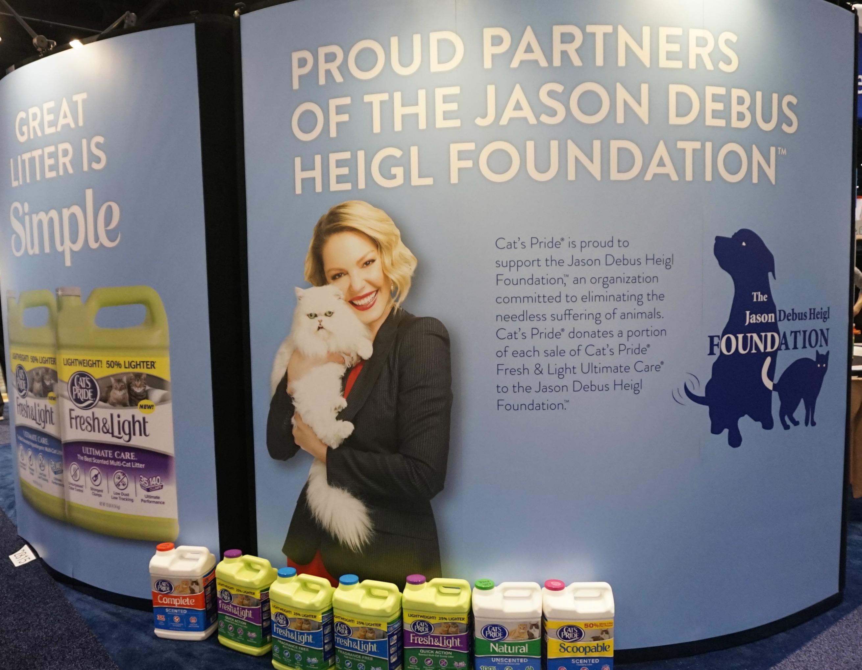 cat's pride global pet expo