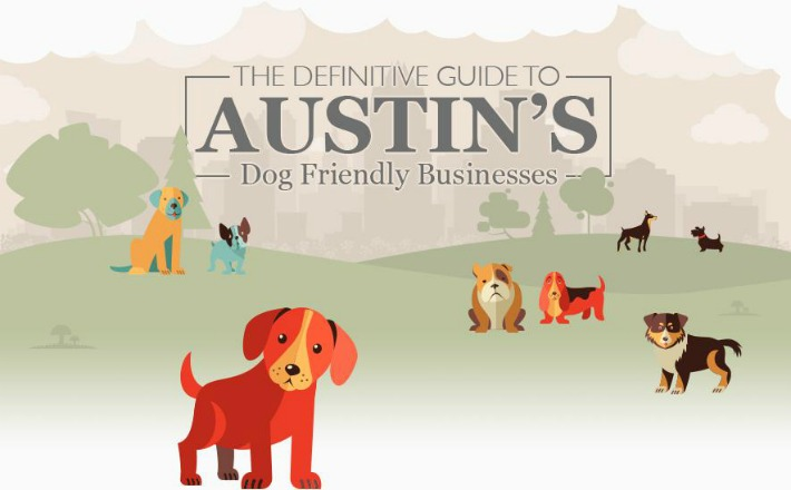 dog friendly Austin TX