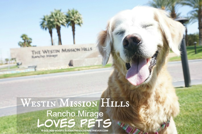 Westin Mission Hills Resort PETS