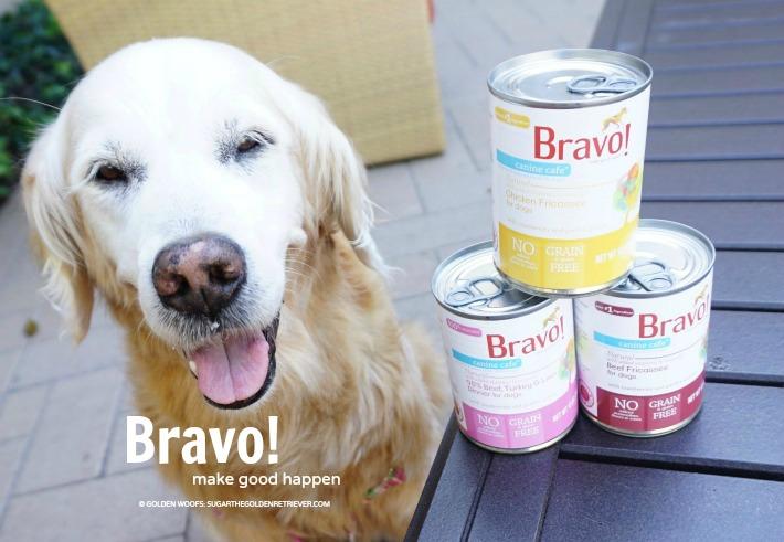 Bravo Pet Foods make good ahppen