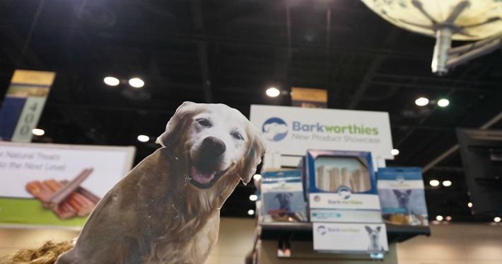 barkworthies global pet expo