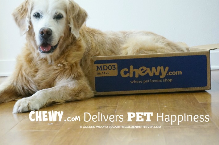 chewy.com pet food delivery