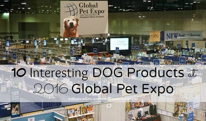 10 Interesting Dog Products at 2016 Global Pet Expo