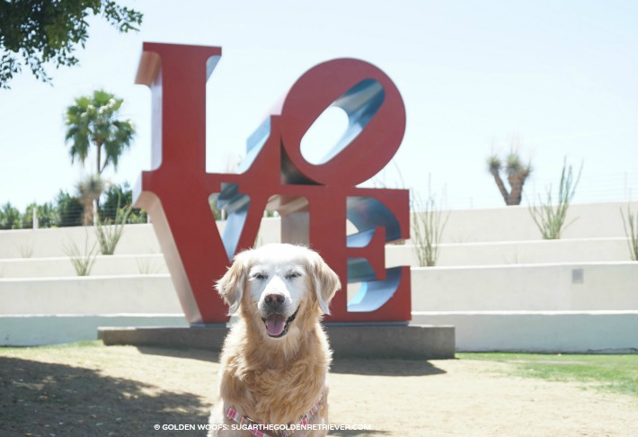 love sign scottsdale arizona