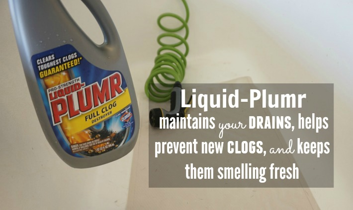 liquid plumr clears clogs