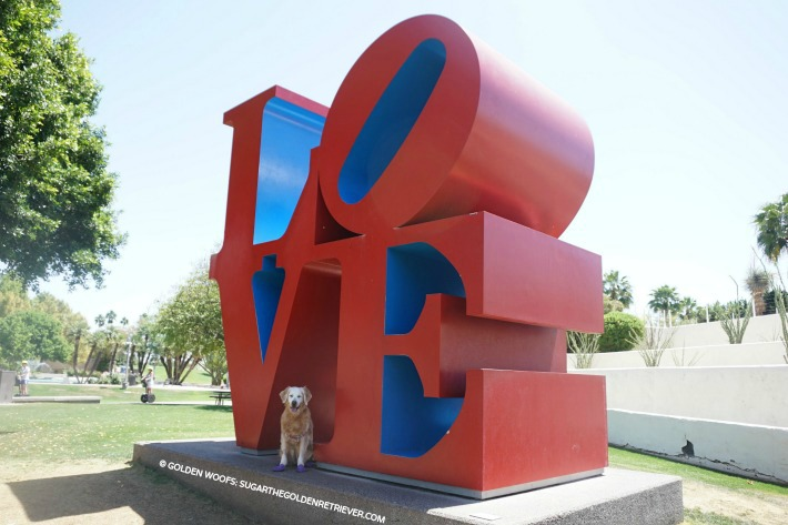 love sign scottsdale arizona