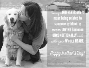 Dog Mom Mother's Day