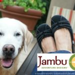 8 Reasons #JambuFootwear Good Enough For Dog Walking Shoes