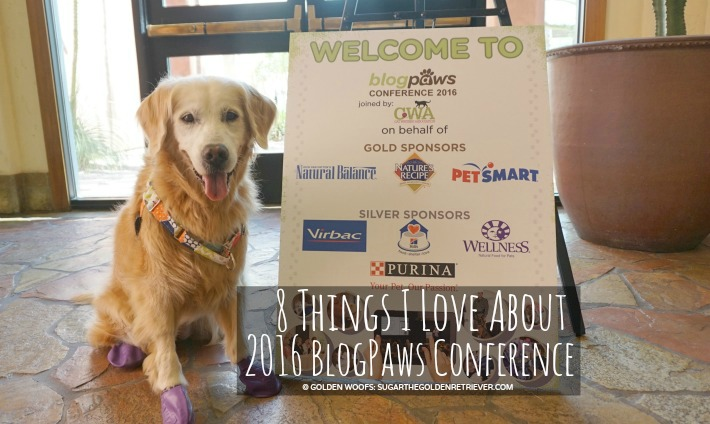8 Things I Love About 2016 #BlogPaws Conference