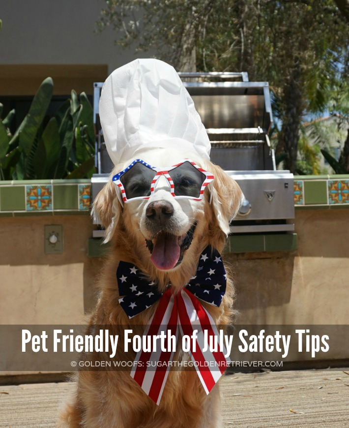 pet friendly fourth of july tips