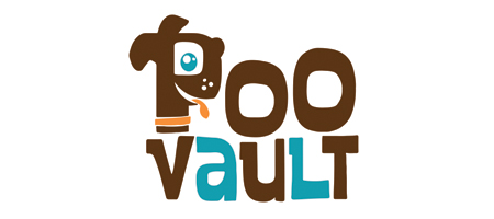 Poo Vault Logo