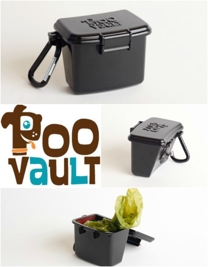 poo vault smelly dog poo bags