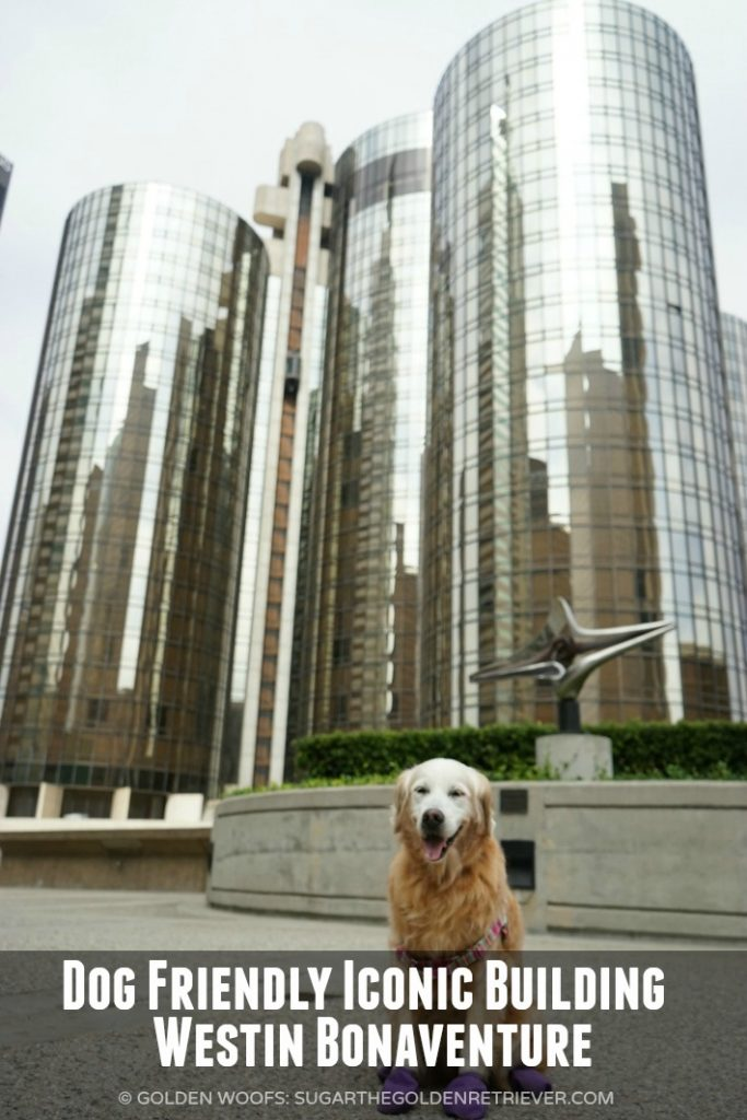 Dog Friendly Iconic Building Westin Bonaventure