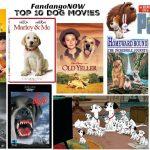 FandangoNOW Top 10 Dog Movies