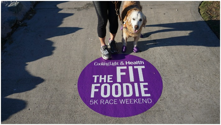 San Diego Dog Friendly Fit Foodie Race
