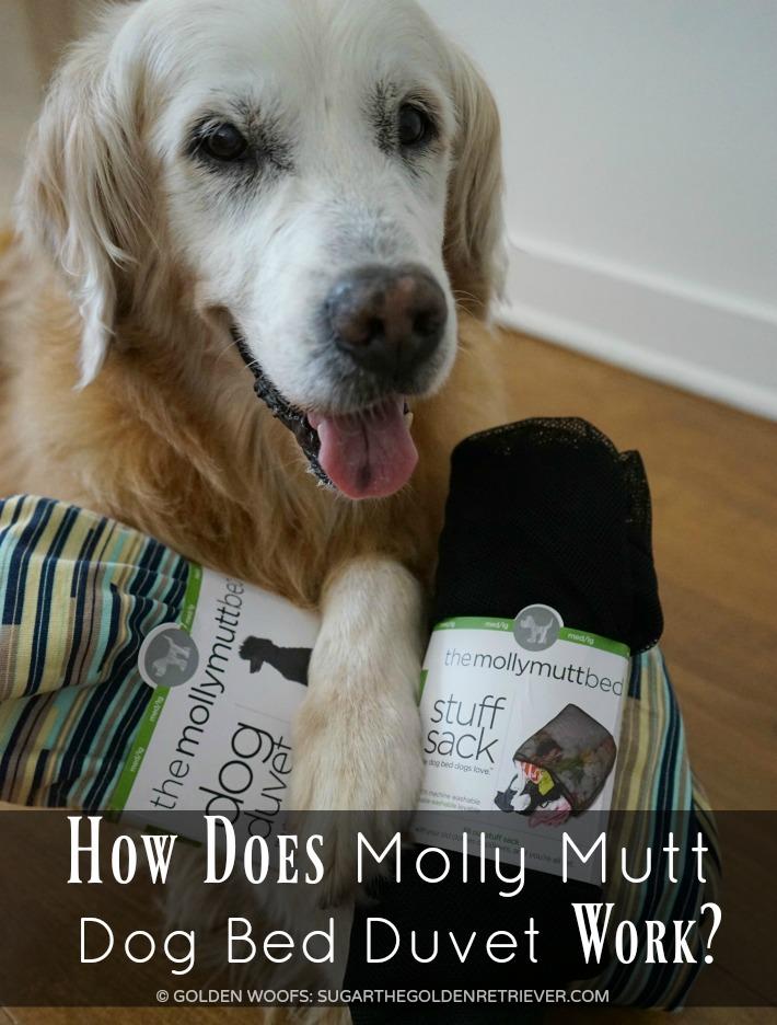 Molly Mutt duvet stuff sack