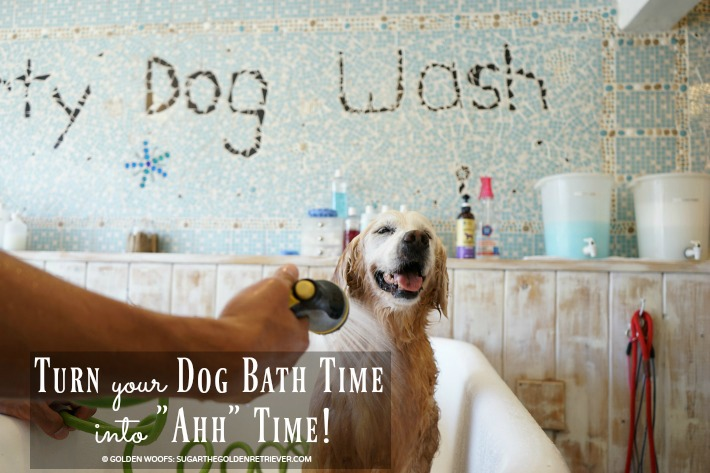 Refreshing Ahh Dog Bath