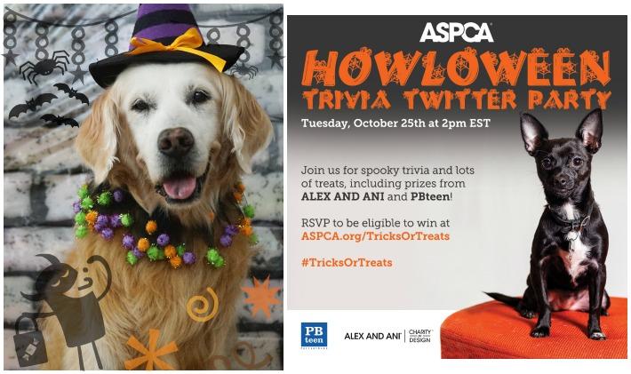 ASPCA Halloween Tricks or Treats