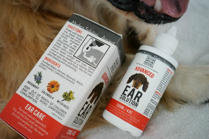 RELIQ Dog Ear Cleaning Solution