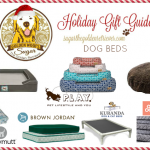 2016 Holiday Gift Guide Dog Beds