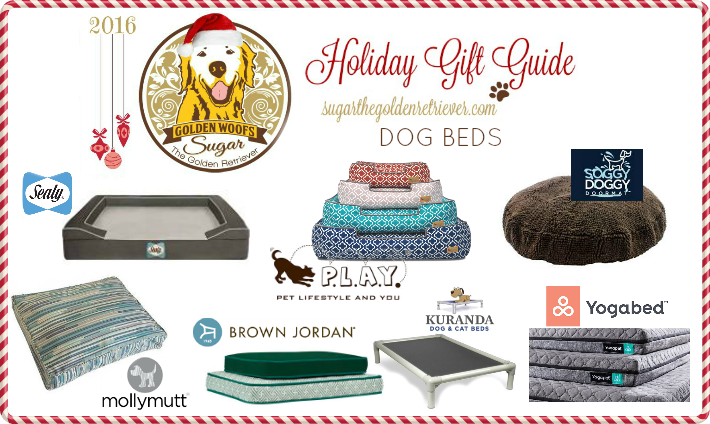 Holiday Gift Guide Dog Beds