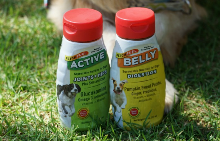 FetchFuel Active & Belly