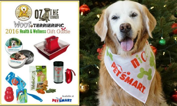 2016 Health & Wellness Gift Guide PetSmart