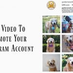 Use Video To Promote Your Instagram Account