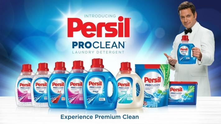 laundry detergent persil proclean