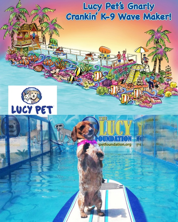win a seat on lucy pet products tournament of roses parade. Black Bedroom Furniture Sets. Home Design Ideas