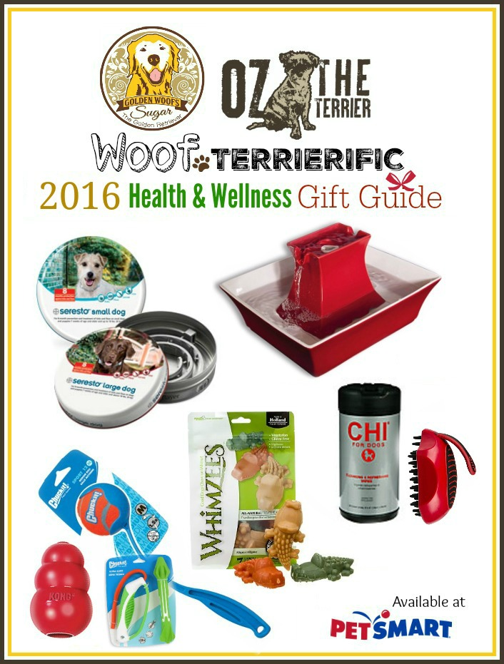 Health & Wellness Gift Guide PetSmart