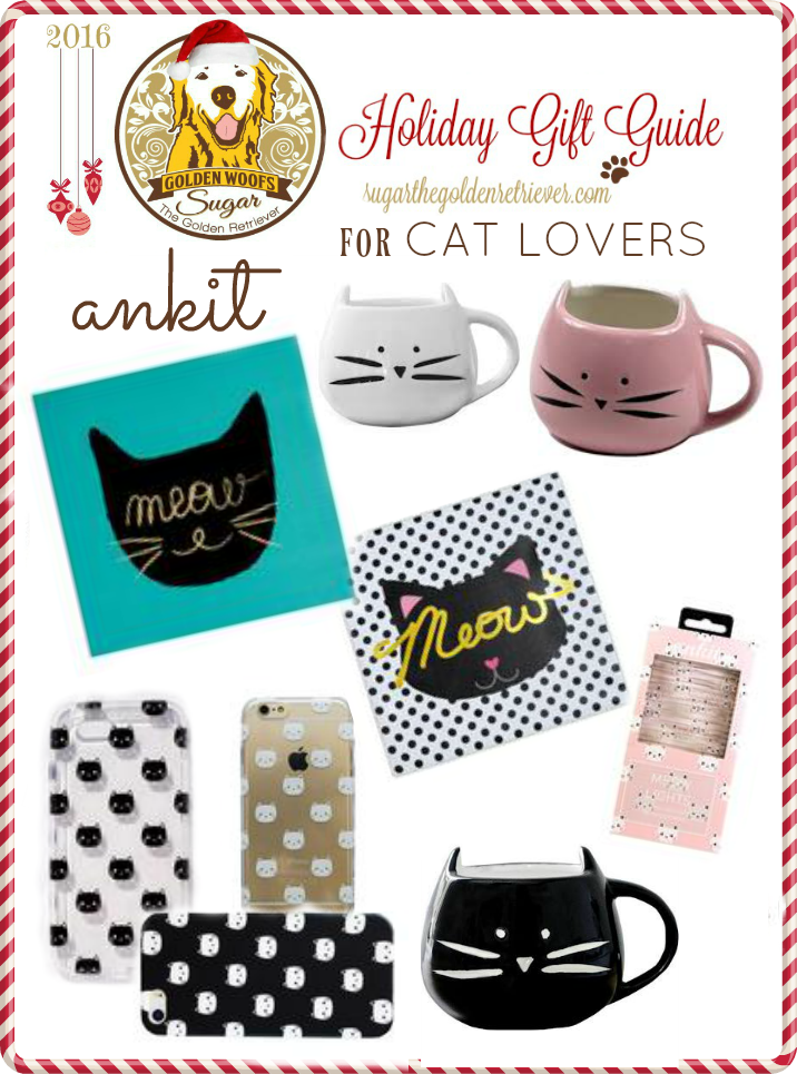 Ankit Gift Guide Cat Lovers