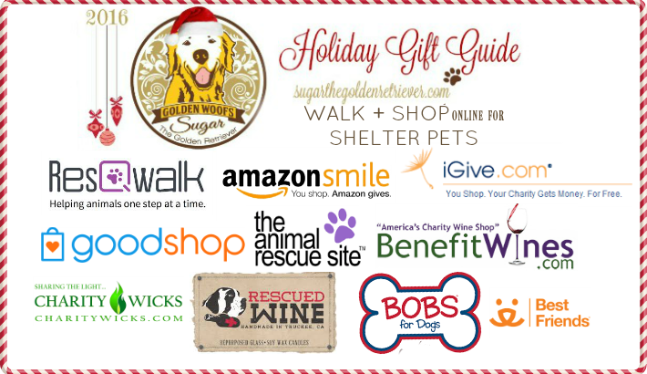 Holiday Gift Guide for Helping Shelter Pets